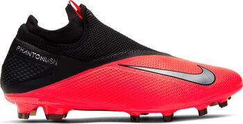 Nike Phantom Vision 2 Pro Dynamic Fit FG Fussballschuh Rot