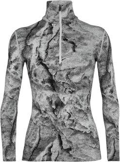 250 Vertex Half Zip IB Glacier Funktionsshirt langarm