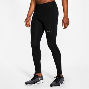Nike Run Thermal pantalon de running Hommes Noir