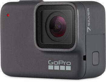 GoPro HERO7 Silver Actioncam - mit gratis Speicherkarte 32GB Silber
