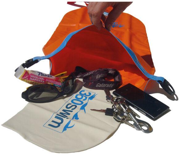 SaferSwimmmer Boje und Trockentasche
