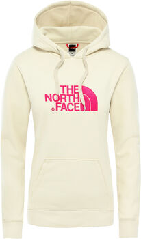 The North Face DREW PEAK Kapuzenpullover Damen Weiss