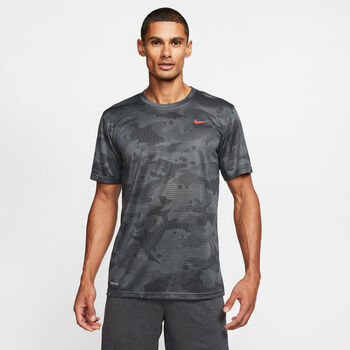 Nike Dri-FIT Legend Trainingsshirt Herren Grau