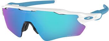 Oakley Radar EV Sonnenbrille Herren Weiss