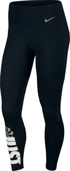 Nike Running Tights Damen Schwarz