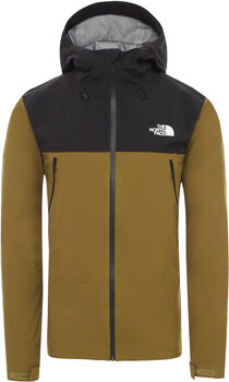 The North Face TENTE Regenjacke Herren Grün