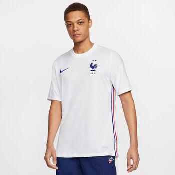 Nike Frankreich 2020 Stadium Away Fussballtrikot Herren Weiss