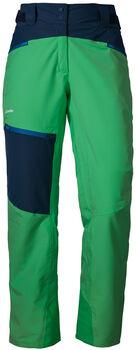 SCHÖFFEL Corvara pantalon de ski Femmes Vert