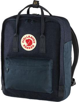 Fjällräven Kånken Re-Wool sac à dos Noir