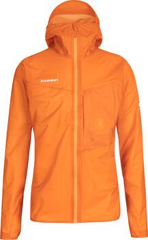 MAMMUT KentoLight HS Hooded Jacke Herren Orange