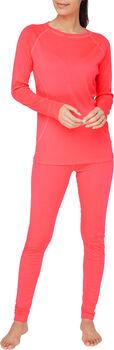 McKINLEY Yael II / Yana II Funktionswäsche Set Damen Pink
