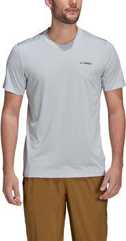 adidas Tivid T-Shirt Herren Blau