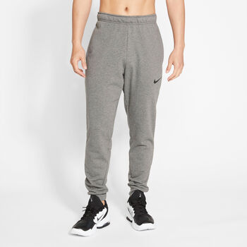 Nike Dri-FIT Tapered pantalon d'entraînement Hommes Gris