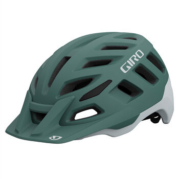 Giro Radix MIPS Bikehelm Damen Grau