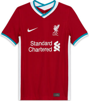 Nike FC Liverpool 20/21 Stadium Home Fussballtrikot Rot