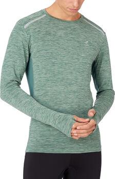 ENERGETICS Aimo II Shirt de running à manches longues Hommes Vert