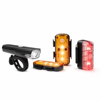 Blackburn Luminate 360 Set Vor-/ Rücklicht Neutral