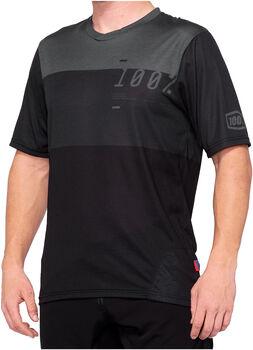 100% Airmatic Maillot de vélo Hommes Noir
