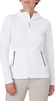 McKINLEY Amiata Fleece veste  Femmes Blanc