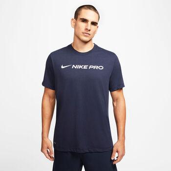 Nike Dri-FIT t-shirt d'entraînement Hommes Bleu