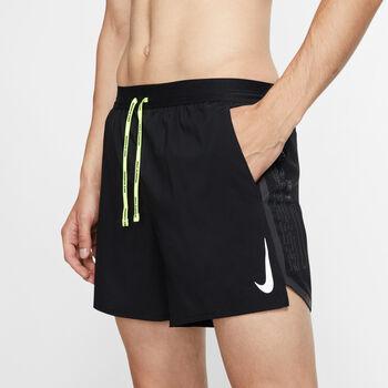 Nike Air Flex Stride 5 Inch Laufshorts Herren Schwarz