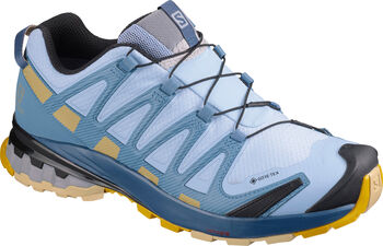 Salomon XA PRO 3D V8 GORE-TEX Trailrunningschuh Damen Blau
