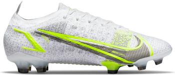 Nike Mercurial Vapor 14 Elite FG chaussure de football Blanc