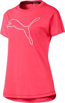 Puma Cat Trainigsshirt Damen Pink