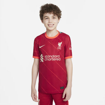 Nike FC Liverpool Home Fussballtrikot Rot