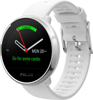 Polar IGNITE Montre de sport Blanc