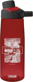 CamelBak Chute Zermatt Edition Trinkflasche Rot