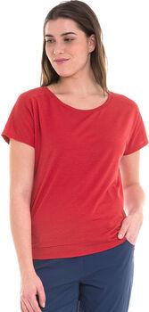 SCHÖFFEL Riessersee2 T-Shirt Damen Rot