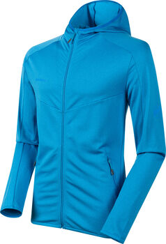MAMMUT Nair Midlayer Hooded Fleecejacke Herren Blau