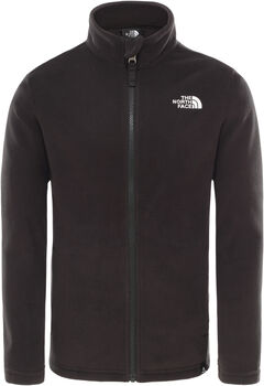 The North Face Snow Quest Fleecejacke Schwarz