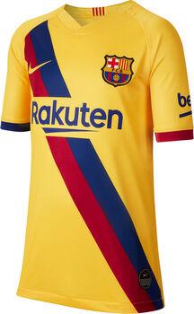 Nike FC Barcelona Breathe Stadium A Fussballtrikot Jungs Gelb
