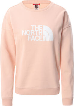 The North Face DREW PEAK CREW-EU pull Femmes Rose