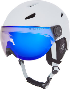 McKINLEY Pulse HS-016 Visor Photoch. Revo casque de ski Blanc