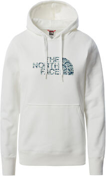 The North Face Drew Peak Hoody Femmes Blanc