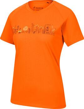 Radys R9W travel T-Shirt Damen Orange