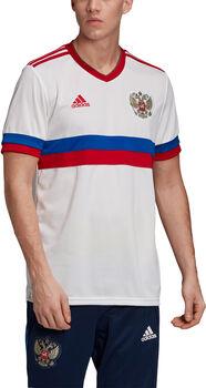 adidas Russia Away Replica maillot de football Hommes Blanc