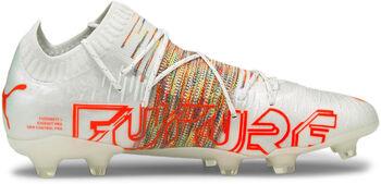 Puma FUTURE Z 1.1 FG/AG Fussbalschuh Herren Weiss