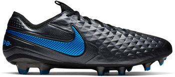Nike LEGEND 8 ELITE FG Fussballschuh Herren Schwarz