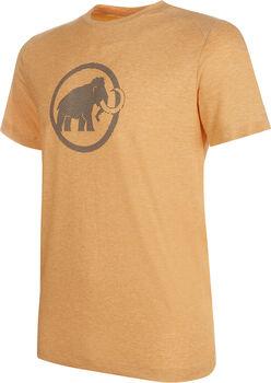MAMMUT Trovat T-Shirt Herren Gold