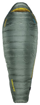 Therm-a-Rest Questar 20F/-6C Regular Sac de couchage Gris