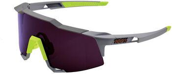 100% Speedcraft Brille Tall Gris