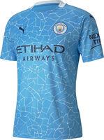Manchester City 20/21 Home Replica Fussballtrikot