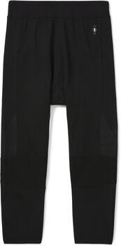 Smartwool Merino 250 3/4 Bottom Baselayer  Hommes Noir