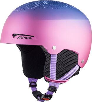 ALPINA Zupo Casque de ski Violet
