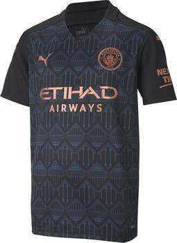 Puma Manchester City 20/21 Away Replica maillot de football Noir