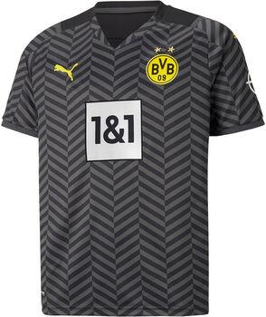 Puma BVB Away Replica Fussballtrikot Grau